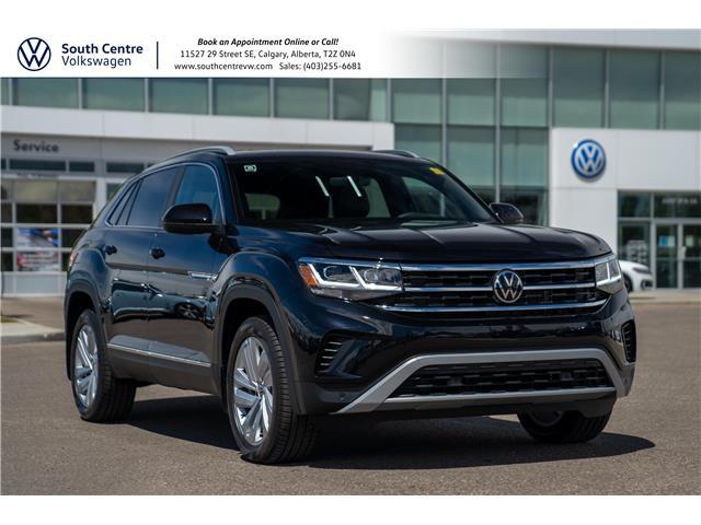 2021 Volkswagen Atlas Cross Sport 2.0 TSI Highline (Stk: 10372) in Calgary - Image 1 of 43