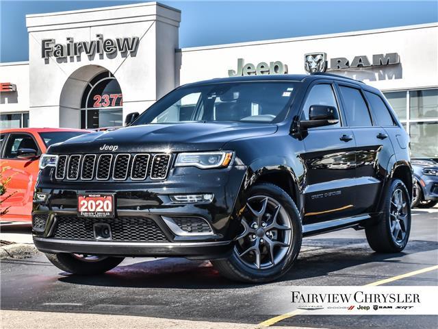 2020 Jeep Grand Cherokee Limited (Stk: U18836) in Burlington - Image 1 of 30
