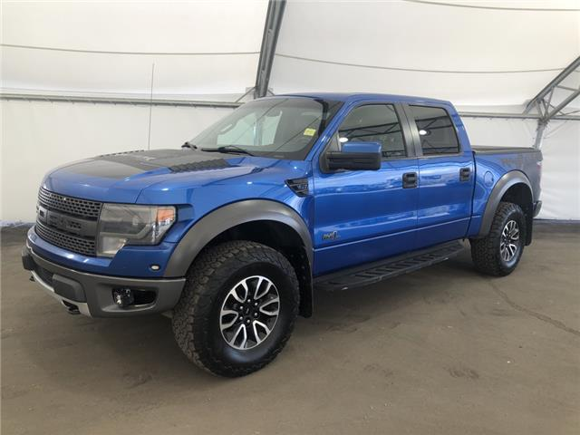 2013 Ford F-150 SVT Raptor 1FTFW1R62DFD20722 192991 in AIRDRIE