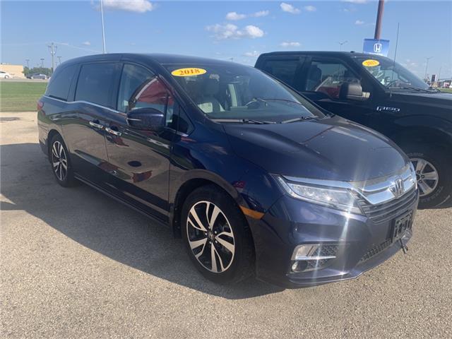 2018 Honda Odyssey Touring (Stk: H1867) in Steinbach - Image 1 of 1