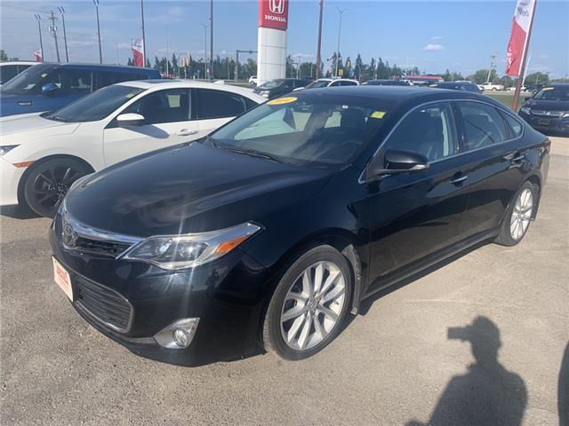 2014 Toyota Avalon Limited (Stk: H1807C) in Steinbach - Image 1 of 3