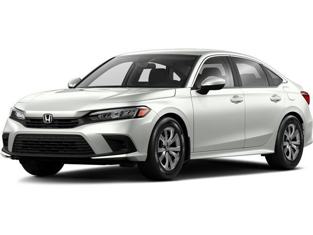 2022 Honda Civic LX (Stk: NC100057) in Whitehorse - Image 1 of 1