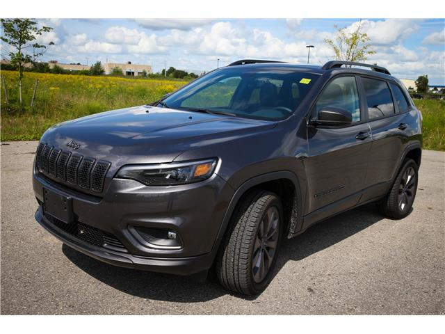 2021 Jeep Cherokee North (Stk: LC21344A) in London - Image 1 of 21