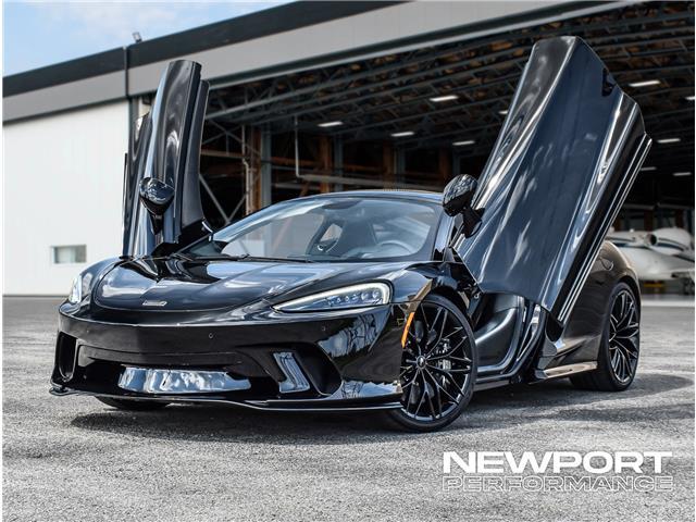 2021 McLaren GT  (Stk: U18839) in Hamilton, Ontario - Image 1 of 37