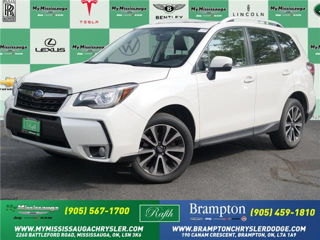 2018 Subaru Forester 2.0XT Touring (Stk: 1720) in Mississauga - Image 1 of 28