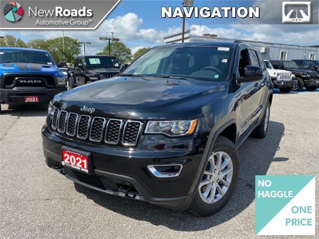 2021 Jeep Grand Cherokee Laredo (Stk: H20850) in Newmarket - Image 1 of 23