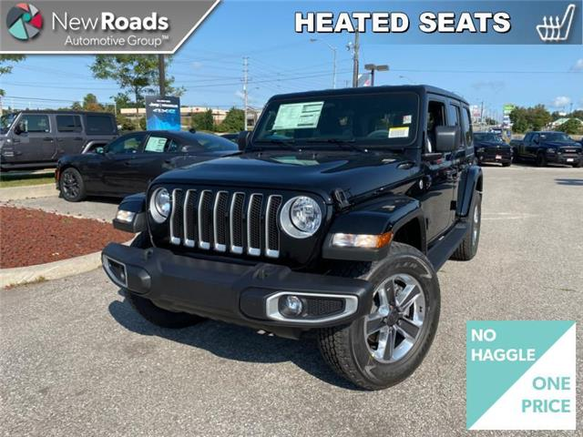 2021 Jeep Wrangler Unlimited Sahara (Stk: W20870) in Newmarket - Image 1 of 9