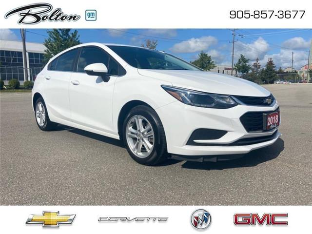 2018 Chevrolet Cruze LT Auto (Stk: 1577P) in Bolton - Image 1 of 15