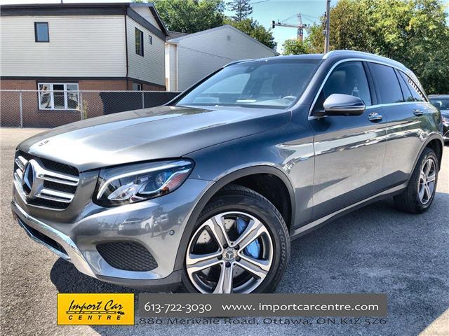 2018 Mercedes-Benz GLC 350e Base (Stk: 034679) in Ottawa - Image 1 of 26