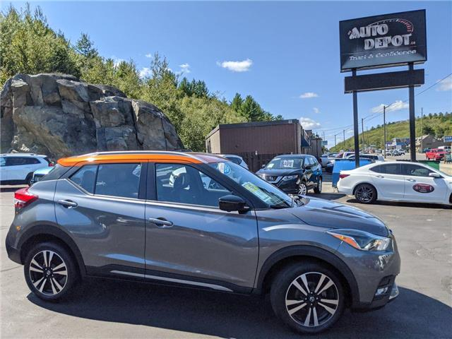2019 Nissan Kicks SR (Stk: 12639) in Sudbury - Image 1 of 28