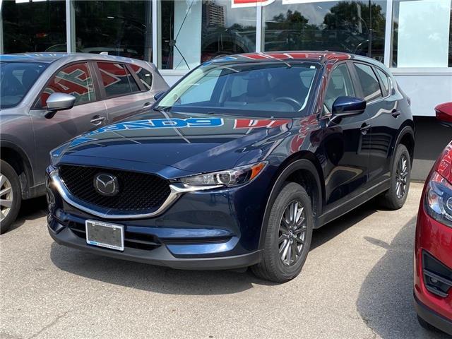 2018 Mazda CX-5 GS (Stk: P3873) in Toronto - Image 1 of 21