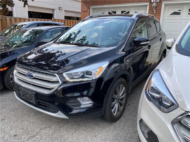 2018 Ford Escape Titanium (Stk: P3882) in Toronto - Image 1 of 19
