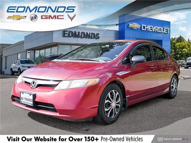 2007 Honda Civic DX-G (Stk: 1596AA) in Huntsville - Image 1 of 20