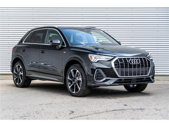 2021 Audi Q3 45 Technik (Stk: N6100) in Calgary - Image 1 of 20