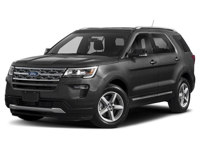 2018 Ford Explorer Sport (Stk: 8EX6377) in Vancouver - Image 1 of 9