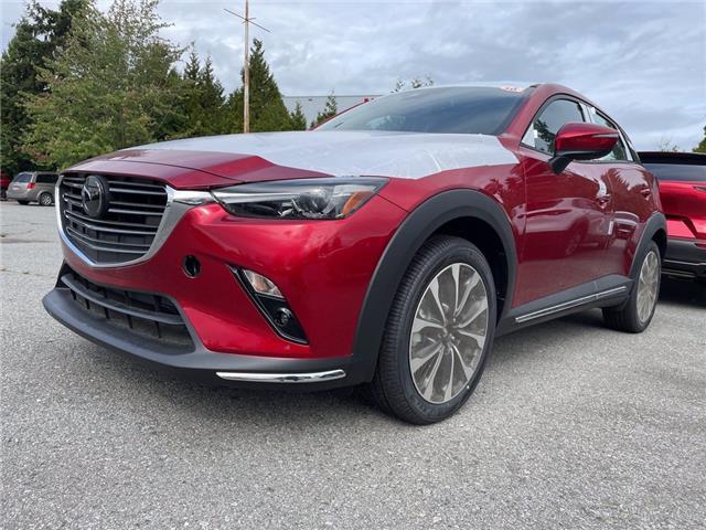 2021 Mazda CX-3 GT (Stk: 515207) in Surrey - Image 1 of 5