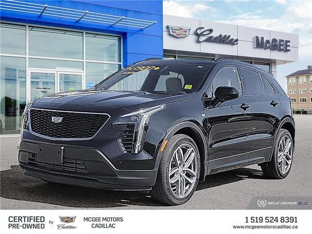 2019 Cadillac XT4 Sport (Stk: 115960) in Goderich - Image 1 of 28
