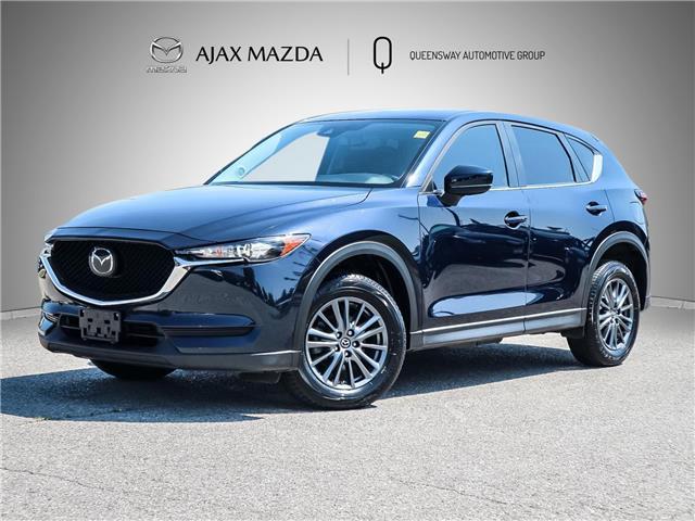 2019 Mazda CX-5 GS (Stk: P5843) in Ajax - Image 1 of 27