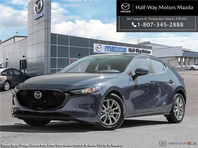 2021 Mazda Mazda3 Sport GS (Stk: 4755) in Thunder Bay - Image 1 of 23