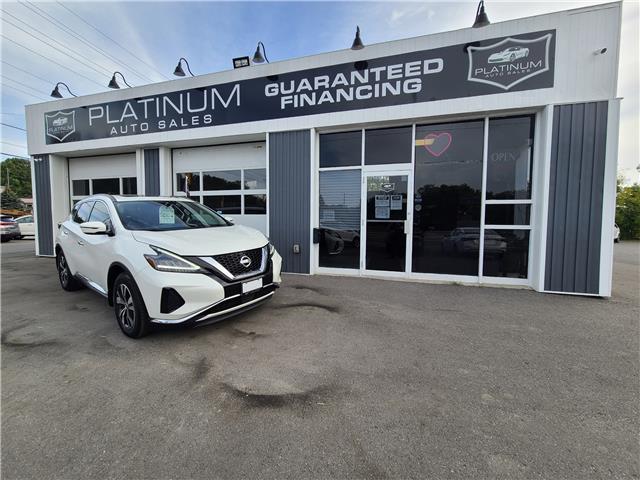 2019 Nissan Murano SV (Stk: 148198) in Kingston - Image 1 of 14