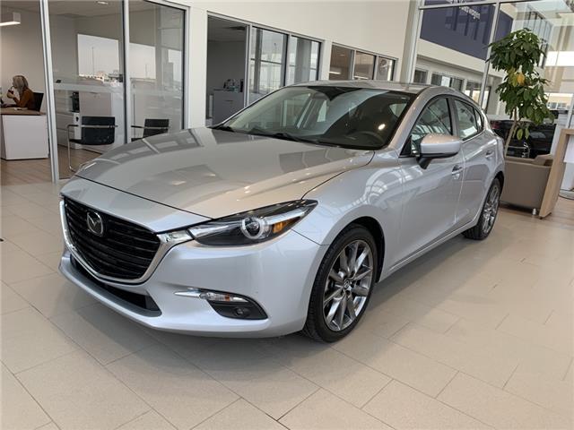 2018 Mazda Mazda3 Sport GT 3MZBN1M36JM167141 F0384A in Saskatoon