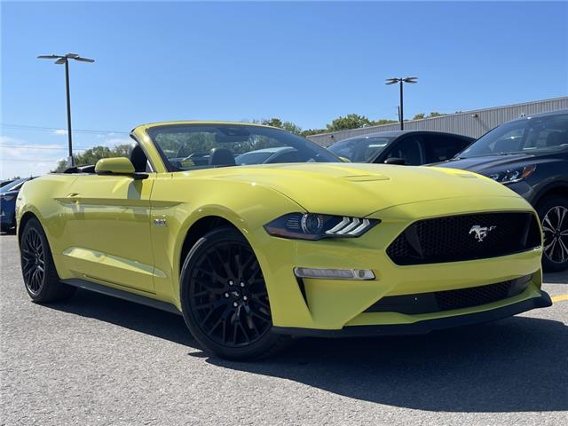 2021 Ford Mustang GT Premium (Stk: 21MU24) in Midland - Image 1 of 17