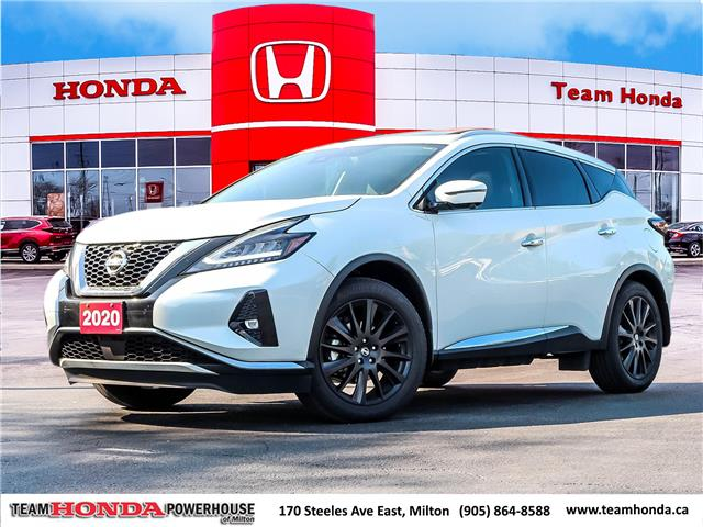 2020 Nissan Murano  (Stk: 21446A) in Milton - Image 1 of 30