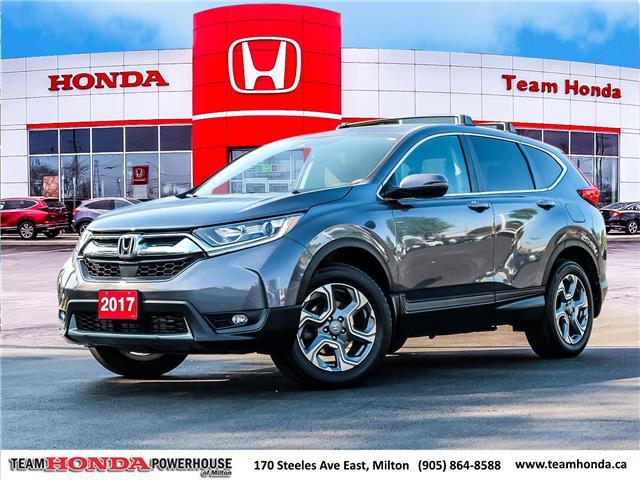 2017 Honda CR-V EX (Stk: 21388A) in Milton - Image 1 of 30