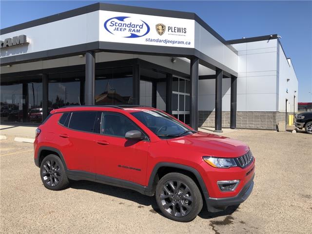 2021 Jeep Compass North (Stk: 5M005) in Medicine Hat - Image 1 of 19