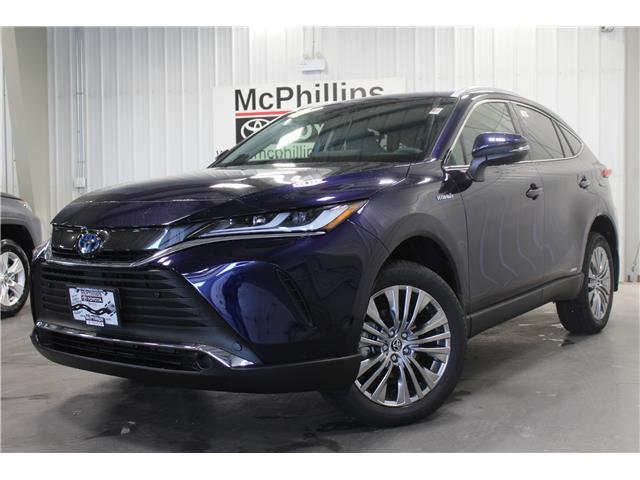 2021 Toyota Venza XLE (Stk: J066752) in Winnipeg - Image 1 of 20