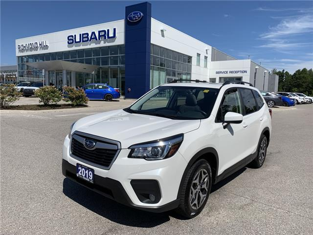2019 Subaru Forester 2.5i Touring (Stk: LP0651) in RICHMOND HILL - Image 1 of 25