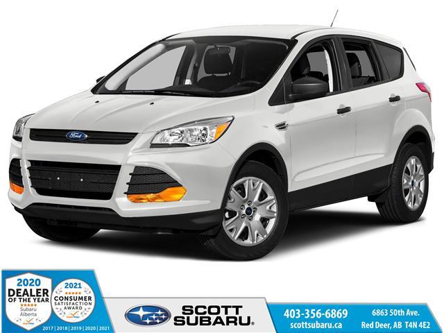 2015 Ford Escape Titanium (Stk: 47788U) in Red Deer - Image 1 of 2