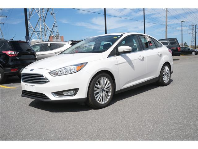 2018 Ford Focus Titanium (Stk: 970400) in Ottawa - Image 1 of 16