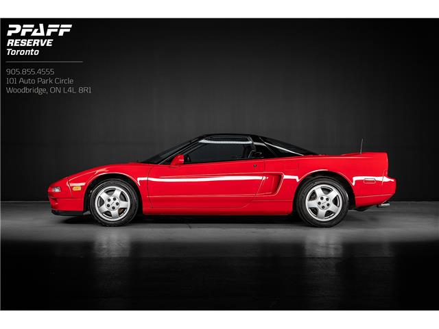 1991 Acura NSX Coupe (Stk: PV001) in Woodbridge - Image 1 of 21