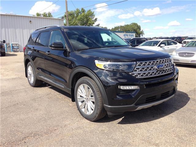 2021 Ford Explorer Limited (Stk: 21235) in Wilkie - Image 1 of 25
