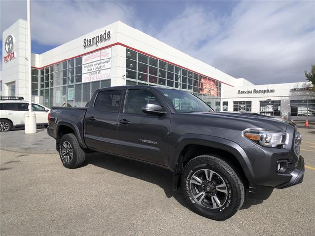 2017 Toyota Tacoma  (Stk: 9517A) in Calgary - Image 1 of 22