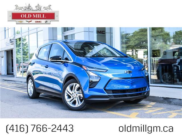 2022 Chevrolet Bolt EV 1LT (Stk: N4113845) in Toronto - Image 1 of 23