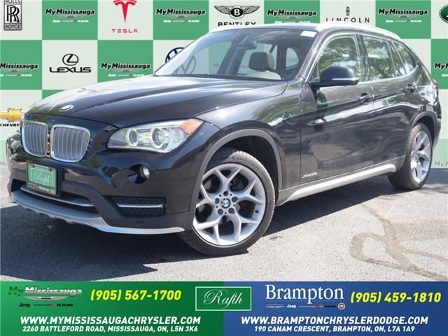 2015 BMW X1 xDrive28i (Stk: 1728) in Mississauga - Image 1 of 23