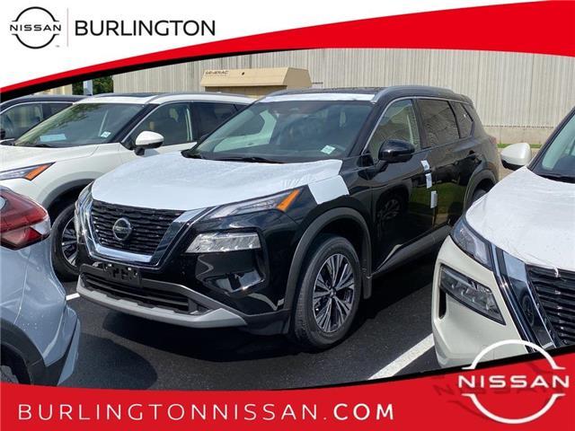 2021 Nissan Rogue SV (Stk: B3186) in Burlington - Image 1 of 5