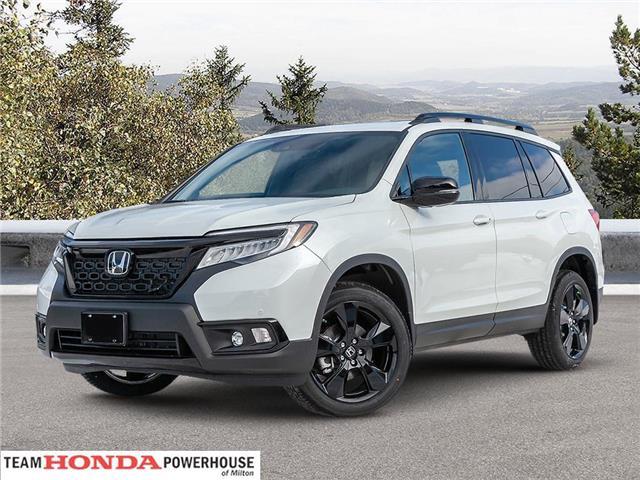 2021 Honda Passport Touring (Stk: 21248) in Milton - Image 1 of 8