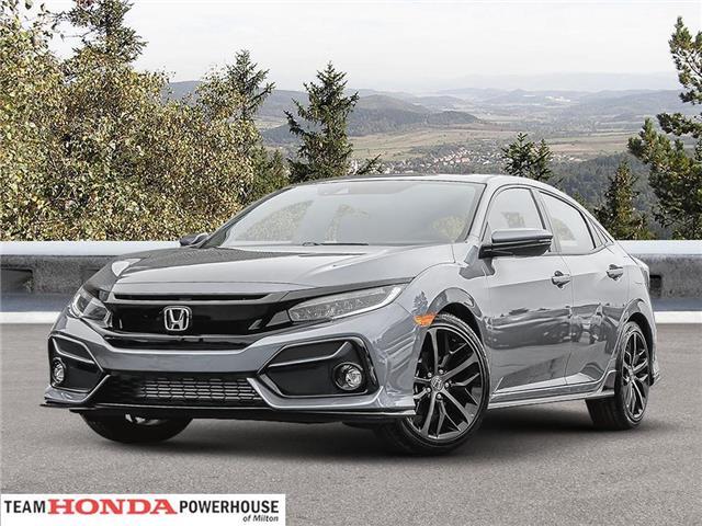 2021 Honda Civic Sport Touring (Stk: 21406) in Milton - Image 1 of 23