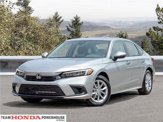 2022 Honda Civic EX (Stk: 22029) in Milton - Image 1 of 23