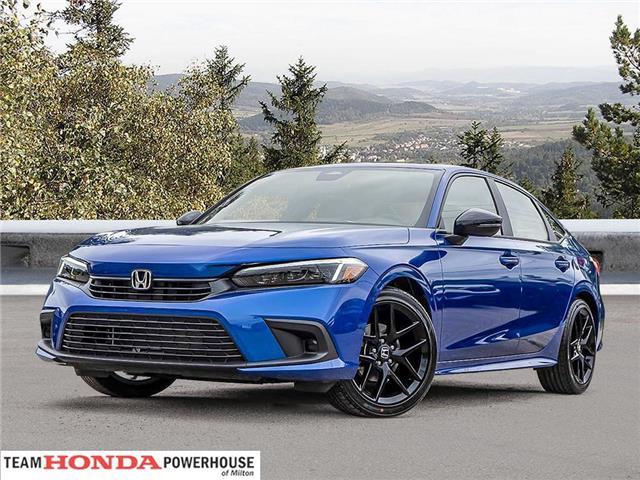 2022 Honda Civic Sport (Stk: 22090) in Milton - Image 1 of 23