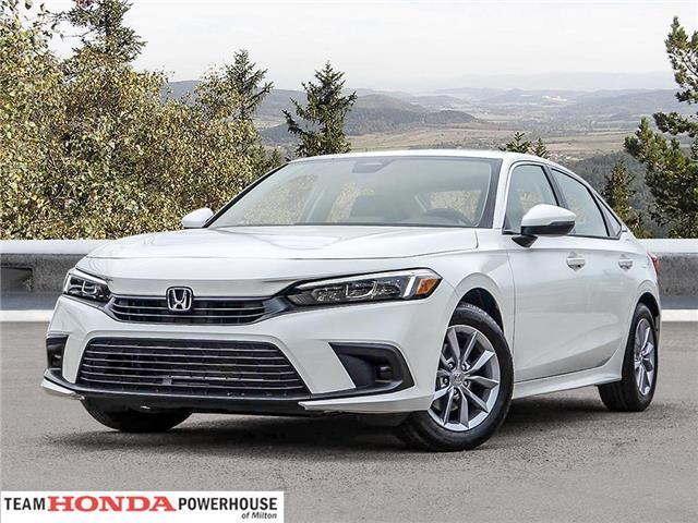2022 Honda Civic EX (Stk: 22106) in Milton - Image 1 of 23