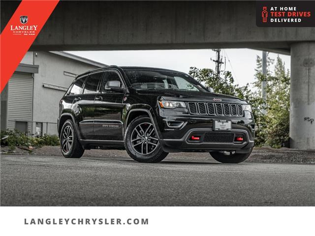 2018 Jeep Grand Cherokee Trailhawk (Stk: LC0953) in Surrey - Image 1 of 30