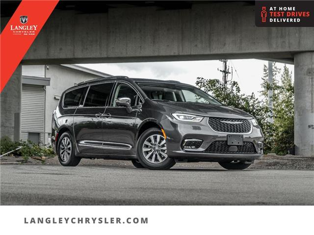 2021 Chrysler Pacifica Hybrid Limited (Stk: M550292) in Surrey - Image 1 of 28