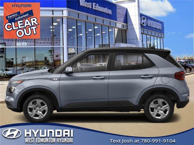 2021 Hyundai Venue Trend w/Urban PKG - Black Interior (IVT) (Stk: VN10657) in Edmonton - Image 1 of 1