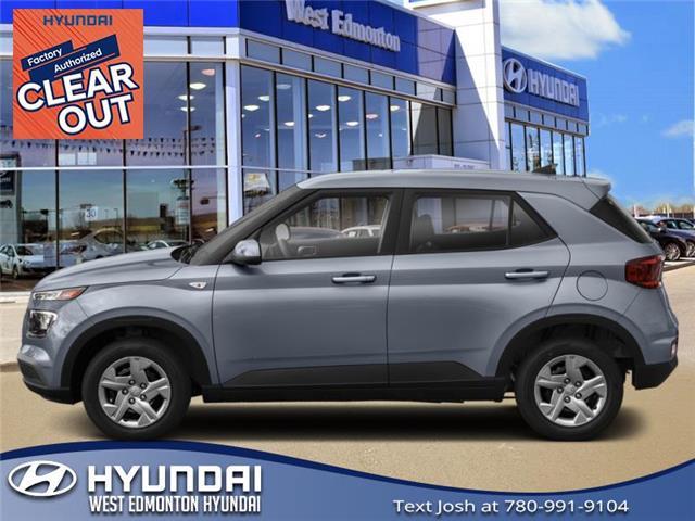 2021 Hyundai Venue Trend (Stk: VN16814) in Edmonton - Image 1 of 1