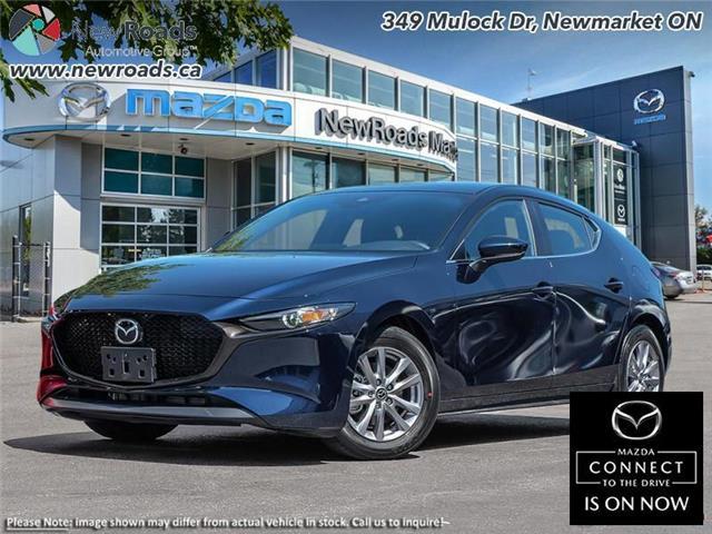 2021 Mazda Mazda3 Sport GS i-ACTIV (Stk: 43207) in Newmarket - Image 1 of 23