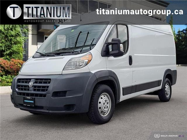 2016 RAM ProMaster 2500 High Roof (Stk: 118701) in Langley Twp - Image 1 of 21